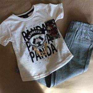Toddler Casual Outfit
